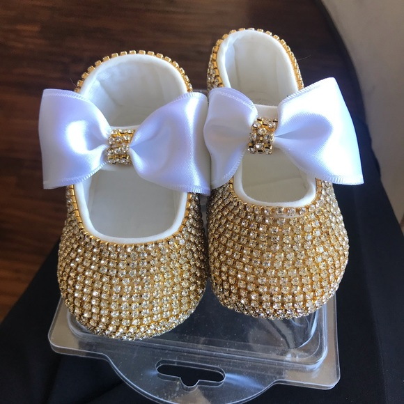 Shoes | Bling Baby Shoes | Poshmark